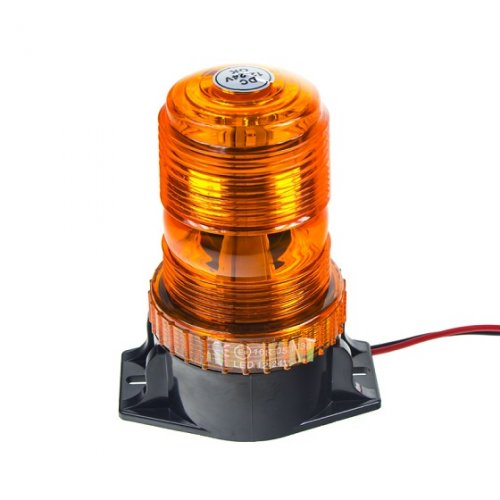 Another view of orange LED beacon wl29led by Nicar