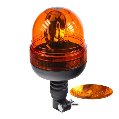 Another view of orange halogen beacon wl84hrH1 by YL